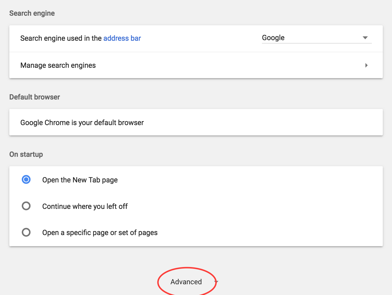 How to Disable Push Notification on Chrome Step 2