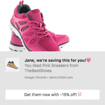 web push notifications for online stores guide