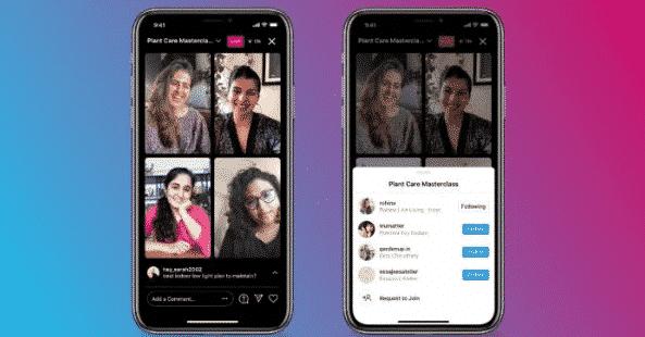 Novedades Marketing Digital Live Chat Instagram