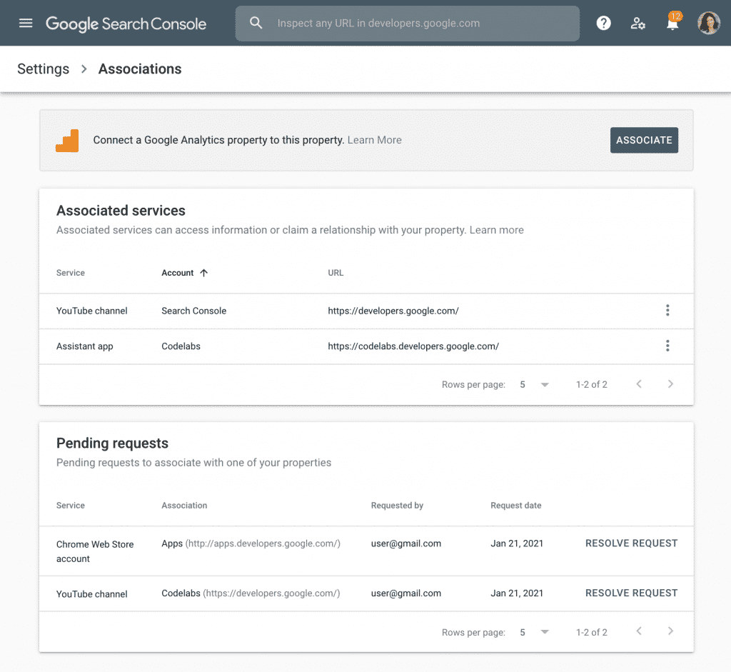 Digital Marketing Updates Google Search Console