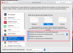Cómo Permitir Notificaciones Web Push Mac