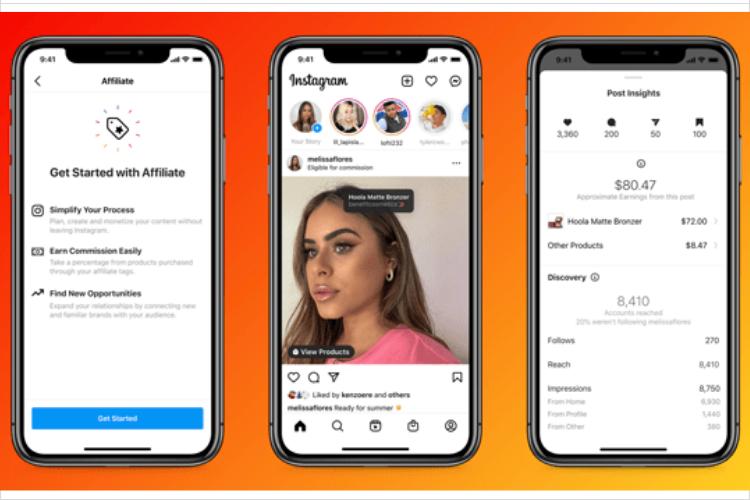 Instagram Affiliate Program Digital Marketing News