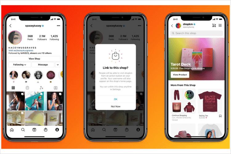 Instagram Creators Shop Digital Marketing News