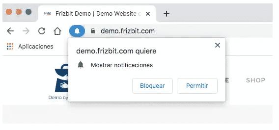 Notificaciones Push Web para B2B